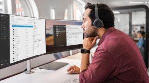 User viewing Cisco Webex Common Identity